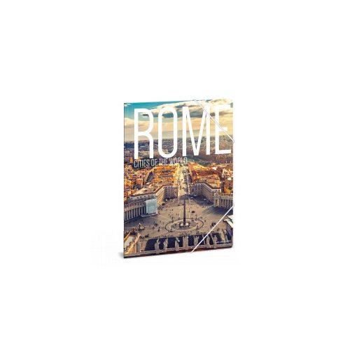 ARS UNA gumis mappa A/4 ROME