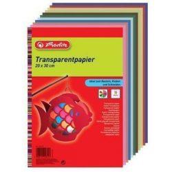 HERLITZ Transzparenspapír 20x30cm 10 ív