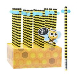 Grafitceruza HB 4D méhecske