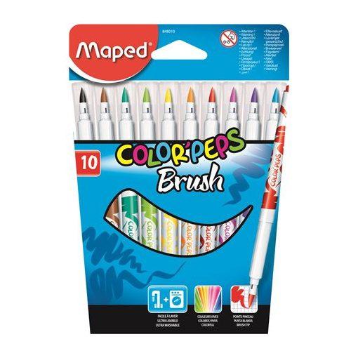 MAPED Color'Peps ecsetfilc 10db