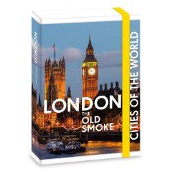 ARS UNA füzetbox  A/4 London