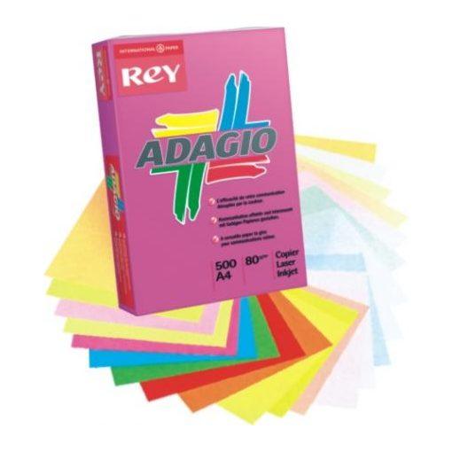 REY Adagio A/4 színes másolópapír pasztell színekben