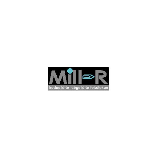 Lizzy Card spirálfüzet A/5 kockás, négyzethálós, Flamingo