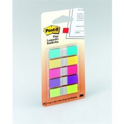 Post-it jelölőcímke 5x20 címke 12mmx43mm