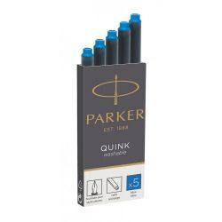 PARKER QUINK tintapatron 5db/csomag