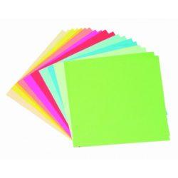 Origami lapok 20db/csomag 20x20cm