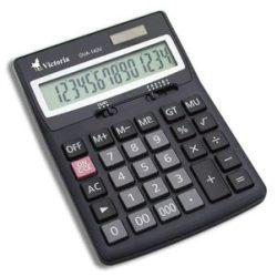 Számológép VICTORIA GVA-140 asztali 14 digit