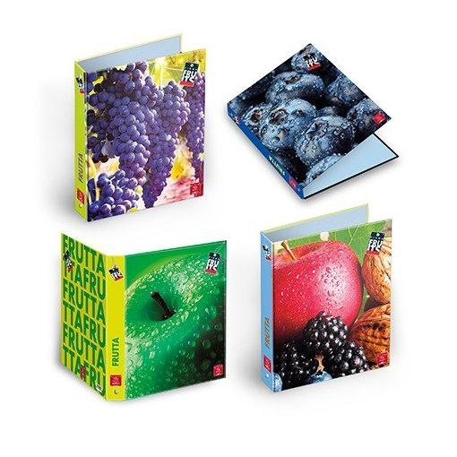 PIGNA Fruits A/4 gyűrűskönyv