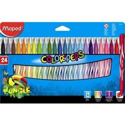 MAPED Color'Peps 24db mosható filctoll