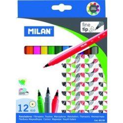MILAN filckészlet 12db 610
