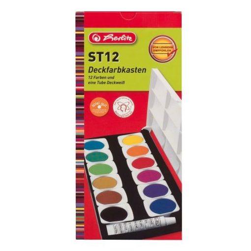 HERLITZ vízfesték 12 színű