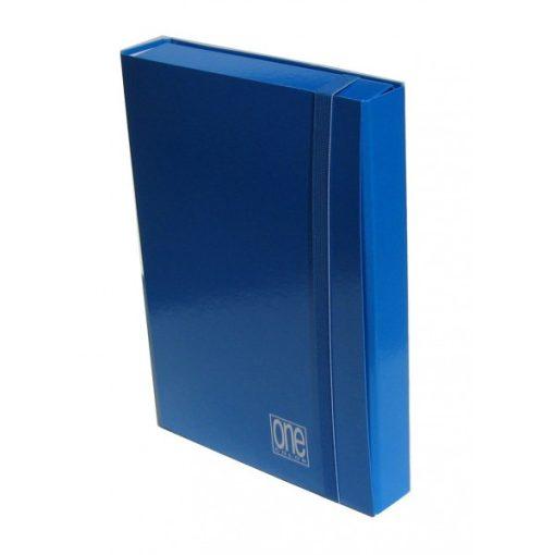 Füzetbox A/4 BLASETTI One kék