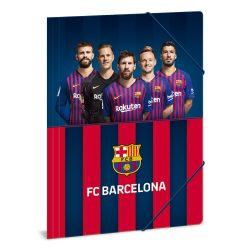 ARS UNA gumis mappa A/4 FC Barcelona