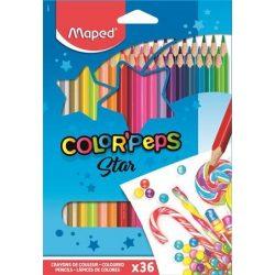 MAPED Color'Peps színesceruza 36db