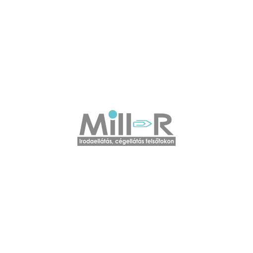 Füzetcímke egyszínű 10 címke/lap rózsaszín
