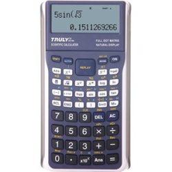 Számológép TRULY SC186B tudományos  249 funkciós