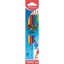 MAPED Color'Peps 6db / 12db / 18db / 24db / 36db / 48db-os színesceruza
