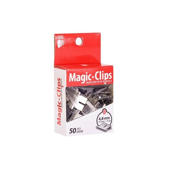 ICO magic clip 6,4mm 50db
