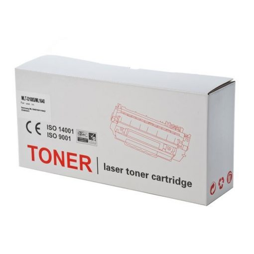 Toner, utángyártott, SAMSUNG, MLT-D1082S, fekete, 1,5k