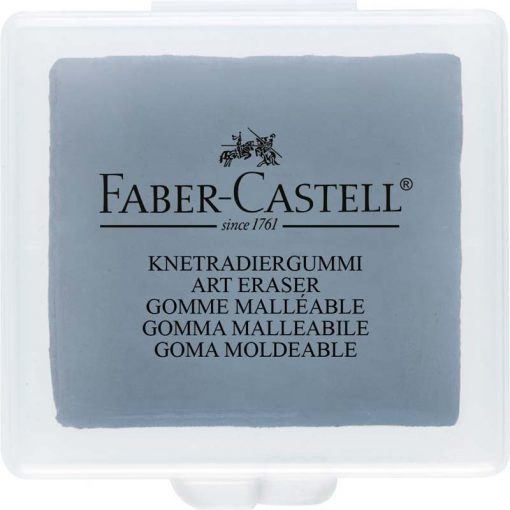 FABER CASTELL gyurmaradír