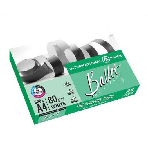 Fénymásolópapír Ballet A/4 80g