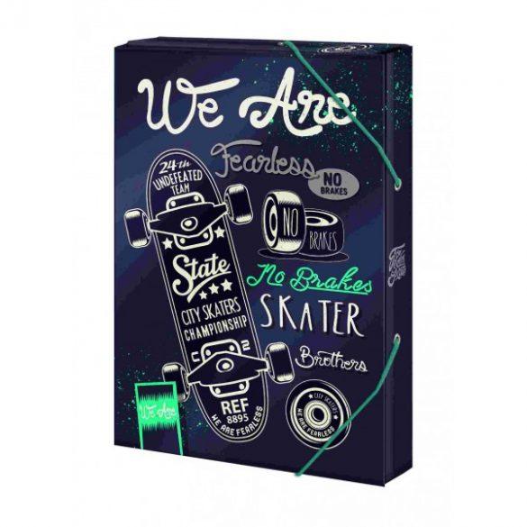 Füzetbox A/4 ARGUS We Are