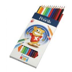 ICO Creative Kids 6db / 12db színesceruza